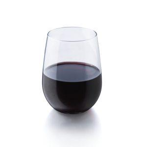 12 כוסות יין ללא רגל