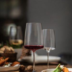 שישיית כוסות יין SENSA קריסטל 710 מ